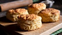 Store-cupboard Scones