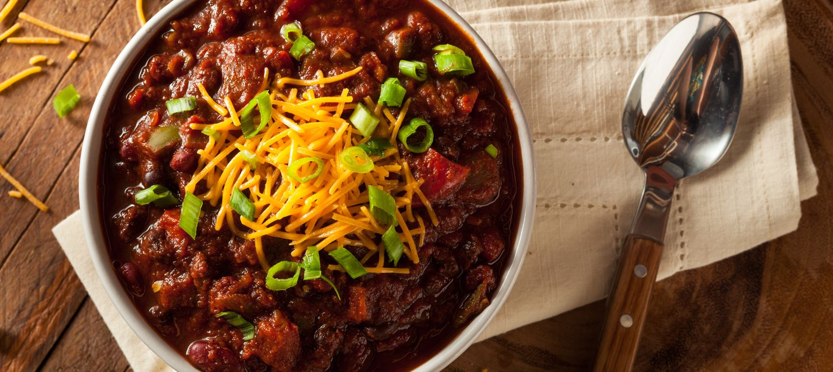 Cheesy Chilli Con Carne