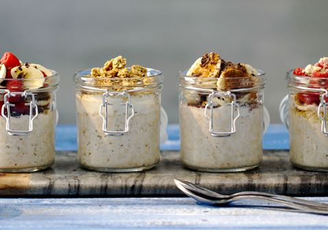 Build Your Own Overnight Oats