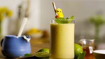 Mango and Pineapple Smoothies