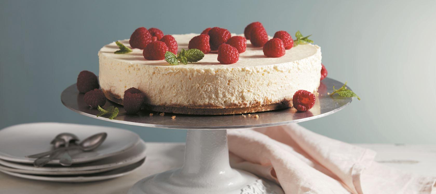 Make Ahead Cheesecake