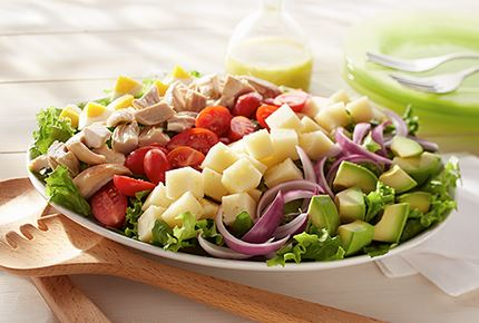 Havarti Cobb Salad