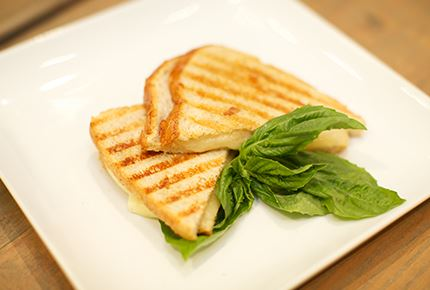 Havarti and Pear Grilled Cheese