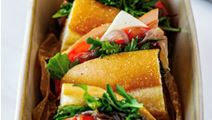 Ham and Havarti Sandwiches