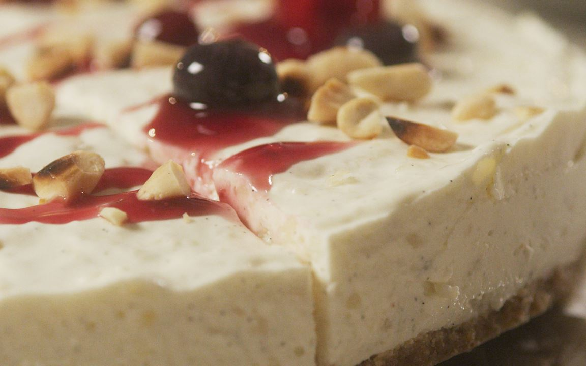 Rice Pudding Cheesecake