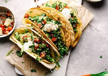 Havarti Crunch Taco