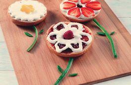 أزهار خبز البيغيل