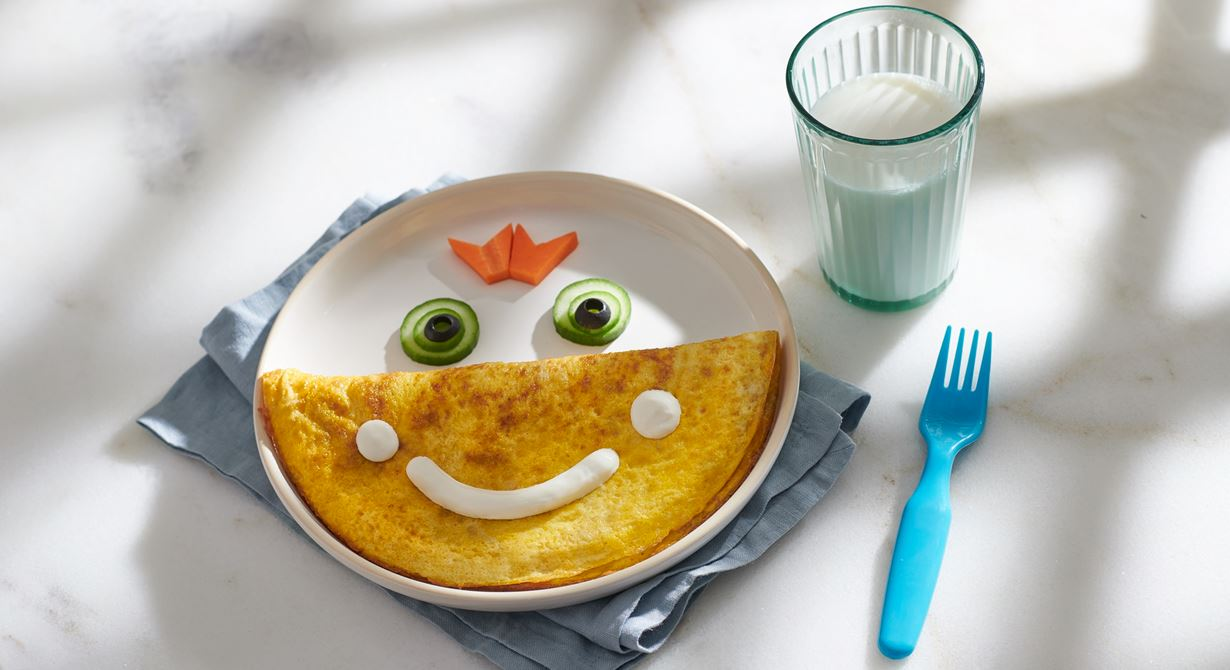 Puck Omelet