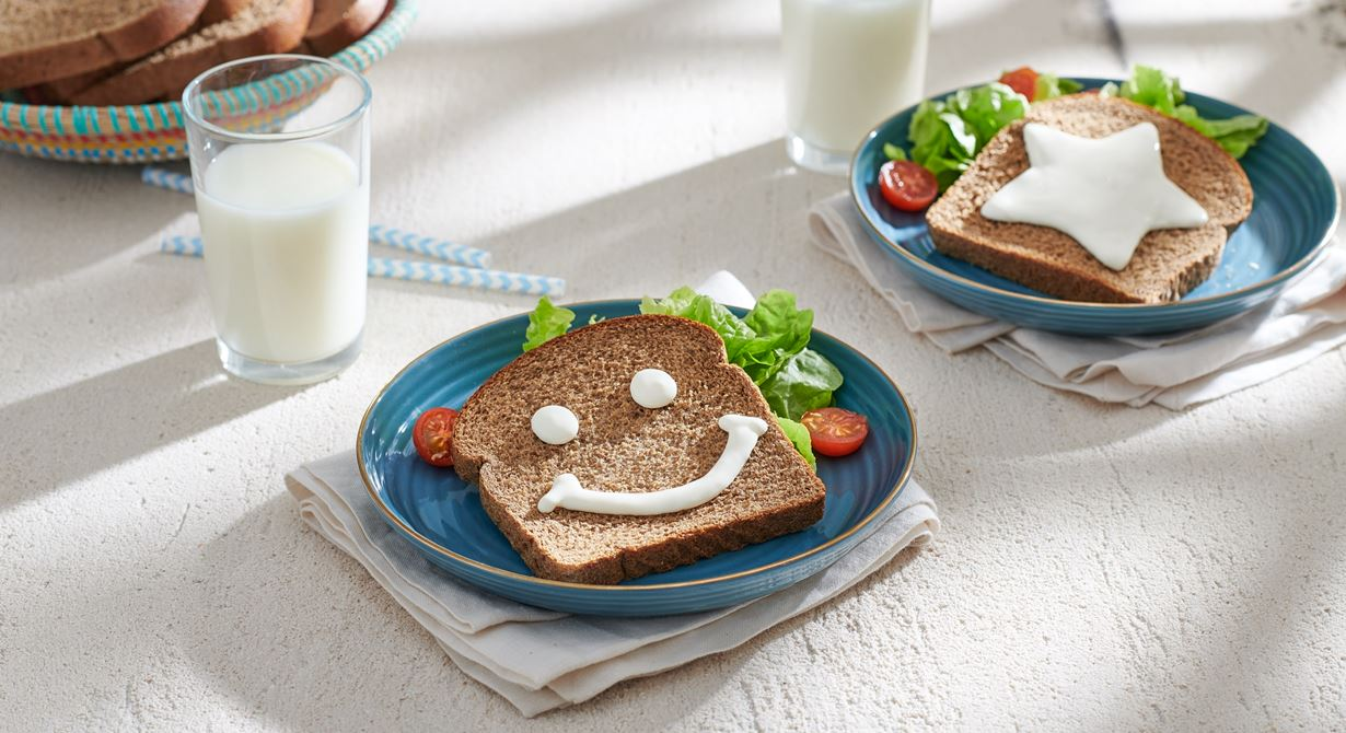 Happy Cheese Toast
