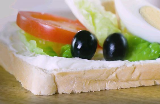 "Sandwich ""Nicoise"""