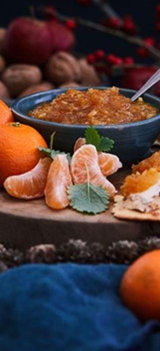 Spiced Clementine Jam
