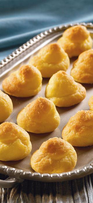 Blue Cheese Puffs