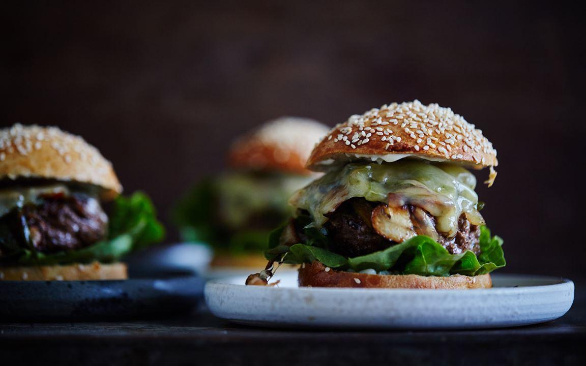 Philly-Cheeseburger