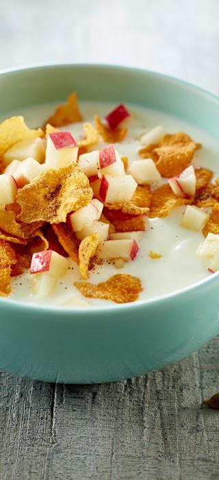 Krydrede cornflakes