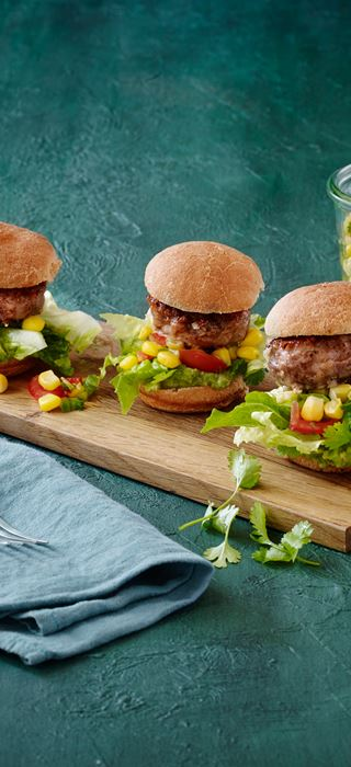 Sliders med mexicanske undertoner
