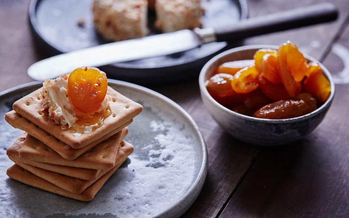 Kumquat confections