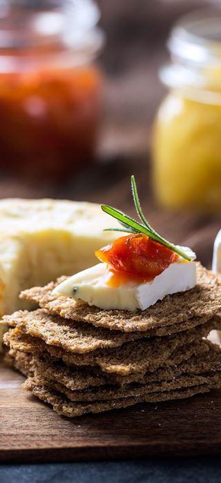 Upper East Side Ostefat – hjemmelagde marmelader
