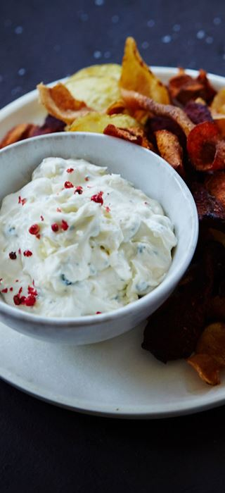 Creamy Blue cheese dip