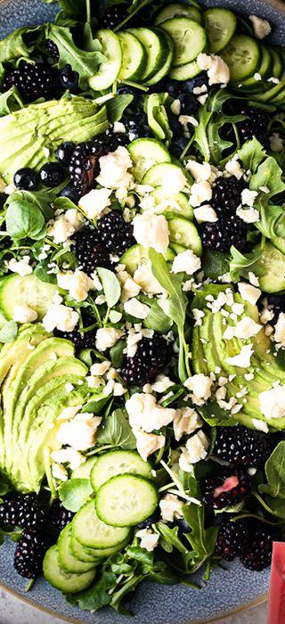 Berry Havarti Salad
