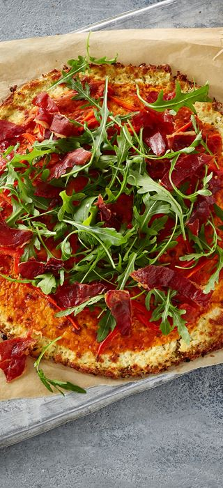 Cauliflower Pizza with Double Crème White, Beetroot and Walnuts – The Ultimate Recipe