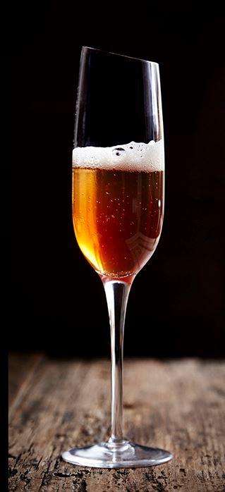 Champagne juice