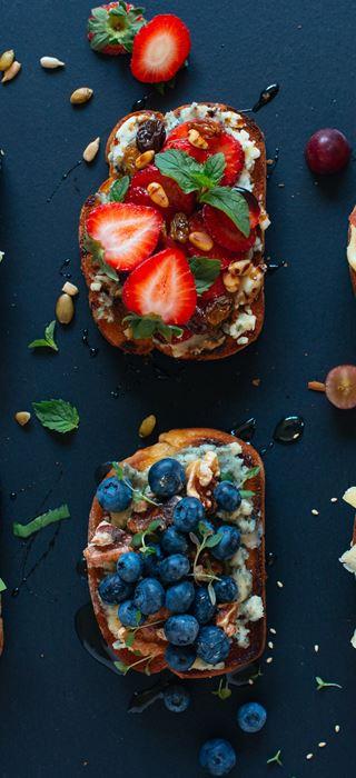 Summer toast six ways