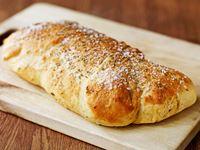 Bröd som jäser i långpanna över natten sparar din tid.
