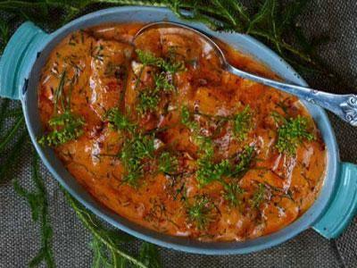 Svärmors tomatströmming